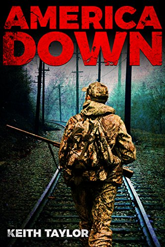 America Down: A Post-Apocalyptic EMP Survival Thriller (Willow Falls Book 2) by [Taylor, Keith]
