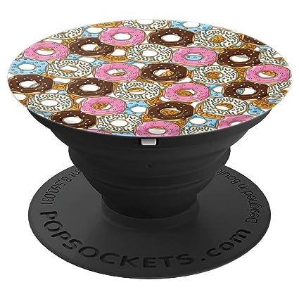 Amazon.com: Donuts Chocolate - Espolvorea arcoíris de fresa ...
