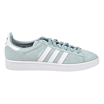 68e6195c59772 Amazon.com | adidas Campus Mens Shoes Tactile Green/Footwear White ...