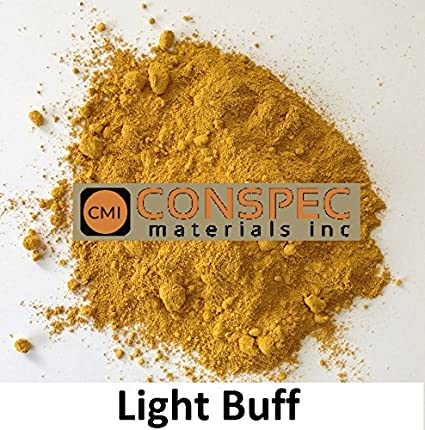 78d9991ccf6b9 Conspec 1 Lbs. LIGHT BUFF Powdered Color for Concrete, Cement, Mortar,  Grout, Plaster