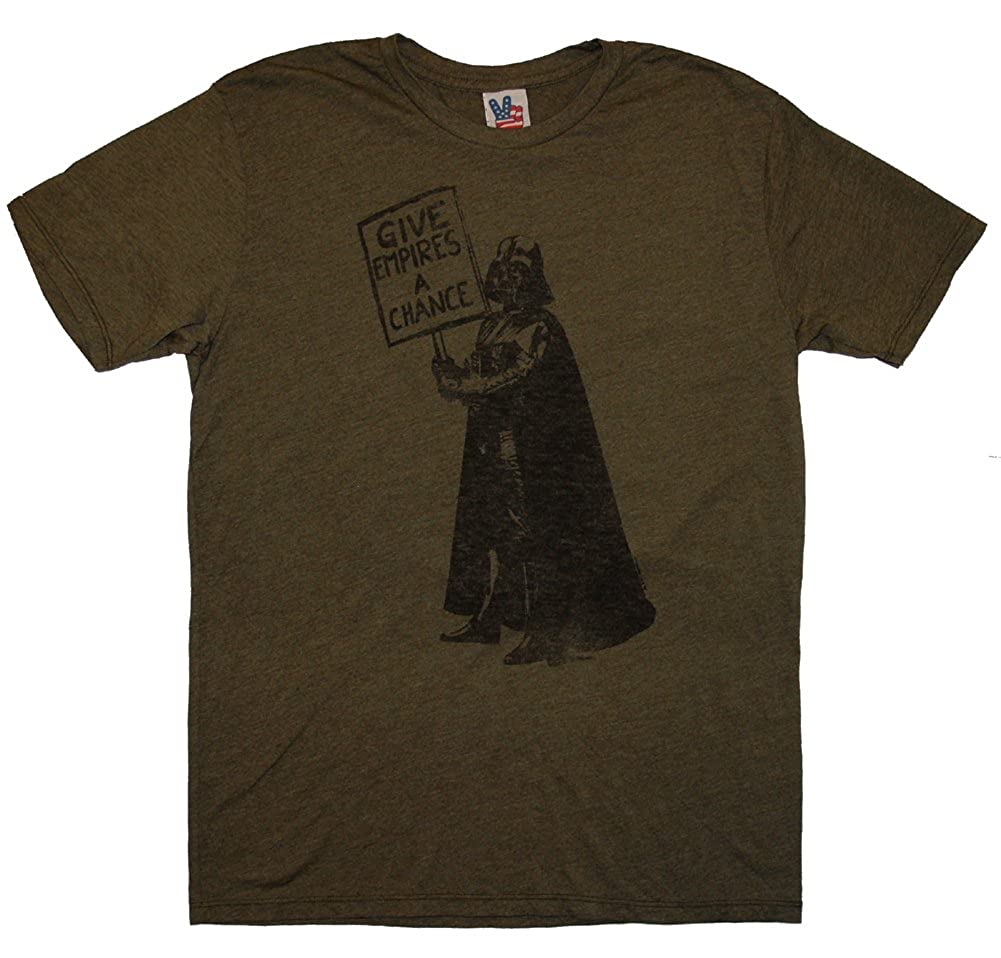 Junk Food Men's Give Empires A Chance Fashion T-Shirt JUNK FOOD CLOTHING S1064-7731