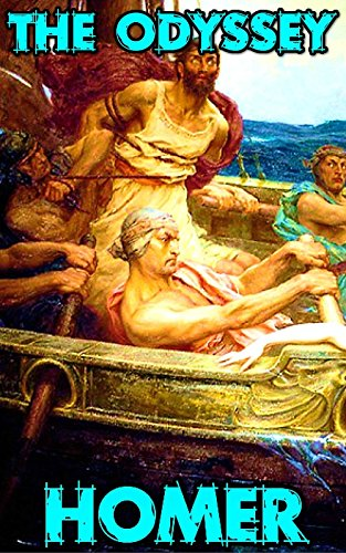 the odyssey by homer and in Free essays from bartleby | homer's odyssey on a ten-year voyage across cold and choppy seas with nothing but the bitter wind at one's back, physical.
