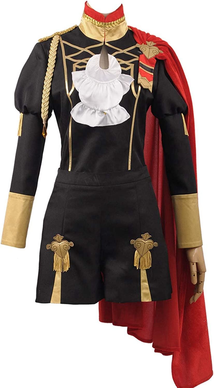 Fire Emblem Three Houses Claude von Regan Edelgard Fancy Battle Stage Girls Boys Cosplay Costume