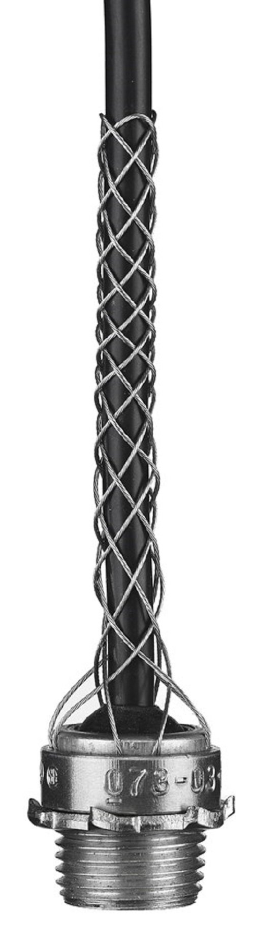 Hubbell 03313001 Steel Grip Western Electric, 0.31''-0.50'', 3/8'' Cable
