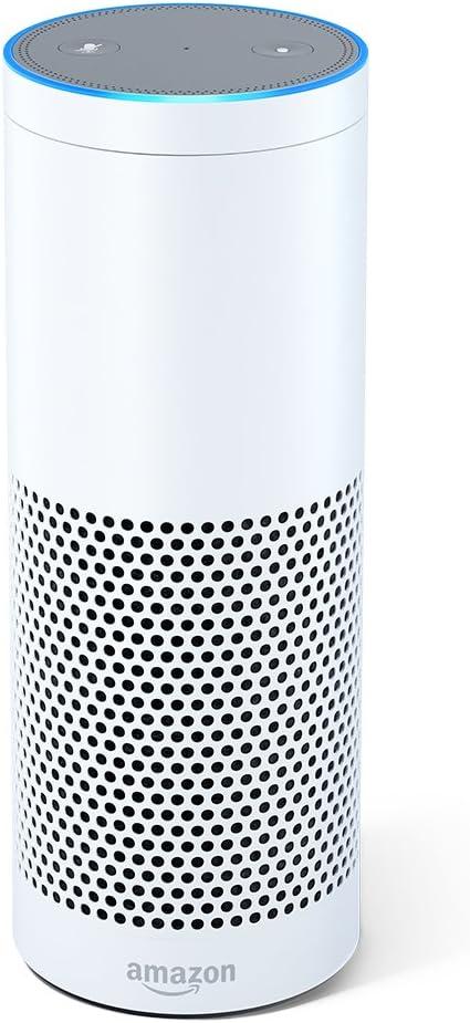 Echo (1st Gen) Smart Speaker - White