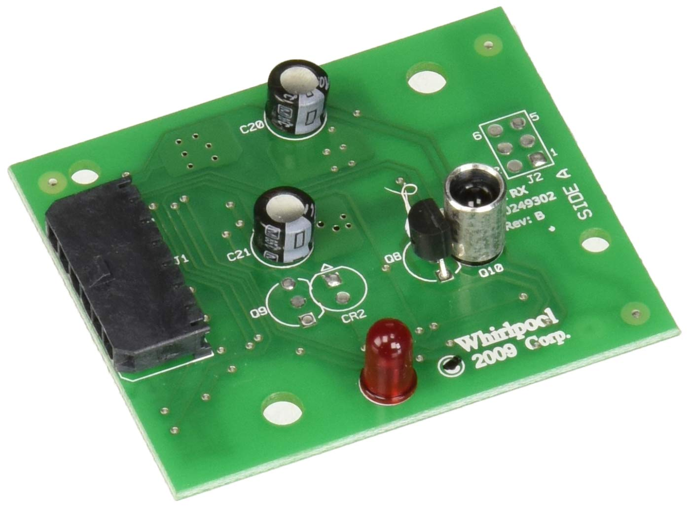 Whirlpool W10898445 Ice Level Control Board