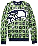 NFL Seattle Seahawks BIG LOGO 2018 Ugly Sweater, XX-Large