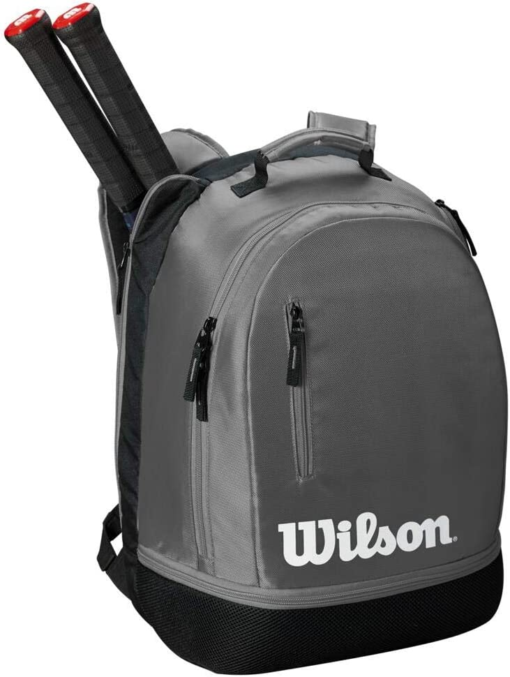 Wilson Team Backpack Raquetero, Unisex Adulto