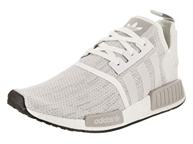 4262da1177bcb adidas Originals NMD R1 Shoe - Men s Casual 7 White Grey. Roll over image  to zoom in