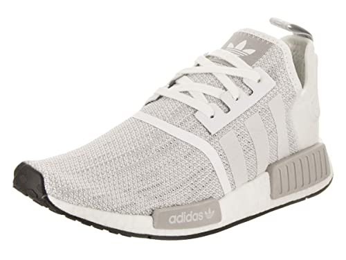 3226310a32936 Adidas NMD R1 Mens in White Grey