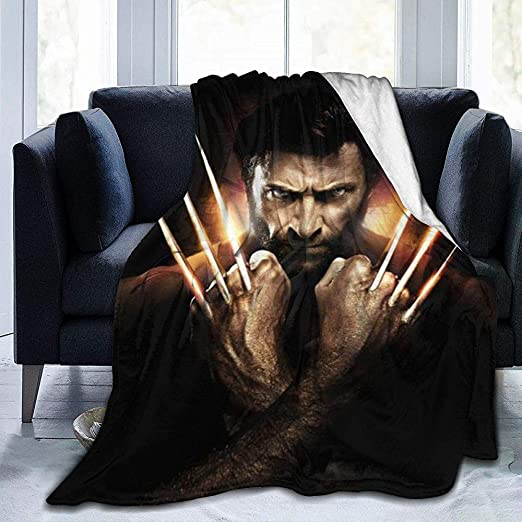 Wolverine Hugh Jackman Pillow: Amazon