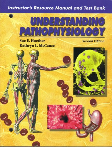 Download Understanding Pathophysiology 2nd Edition Instructors