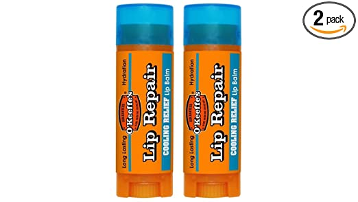 Lip Balm Lip Repair Cooling Relief by O'Keeffe's #7