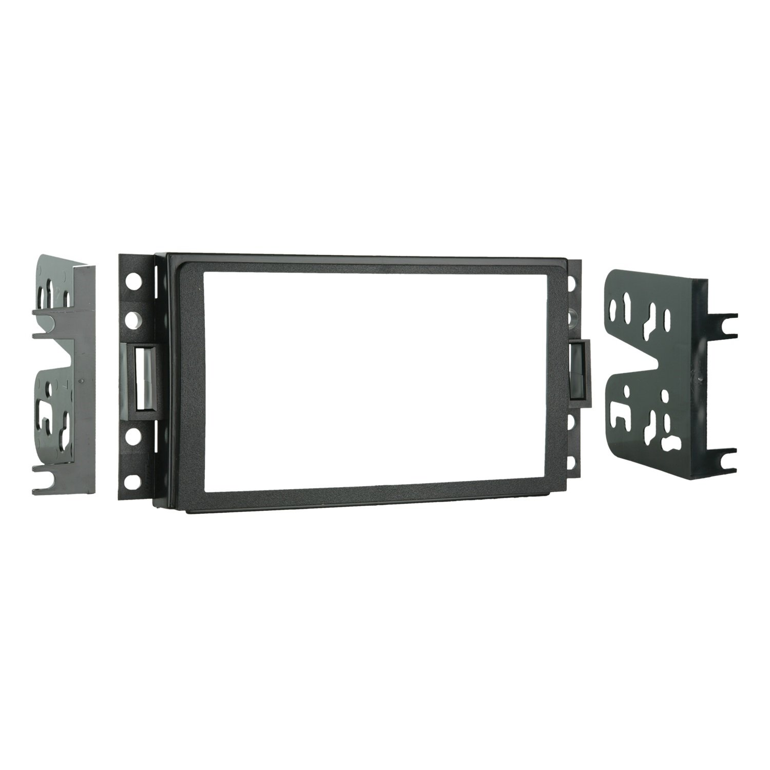 61T6Fq2kP6L._SL1500_ amazon com metra 95 3304 double din installation kit for select  at creativeand.co