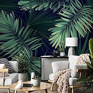 Lzhenjiang Wandbilder Grüne Pflanzen Wallpaper Tropischen ...