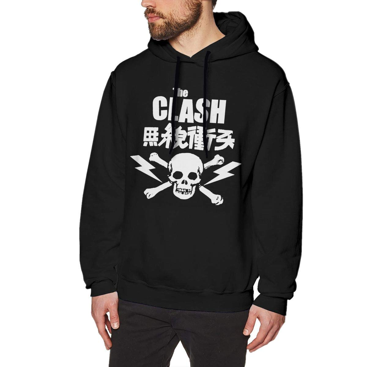Younter The Clash Casual Hooded With Drawstring 7374 Shirts