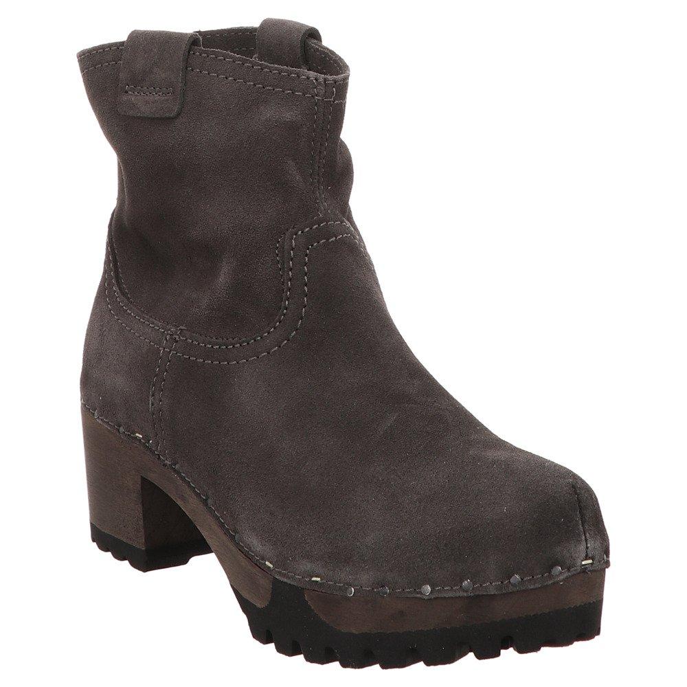 Softclox S3354 INKEN - - Damen Schuhe Stiefeletten - INKEN anthrazit-20 7edeee