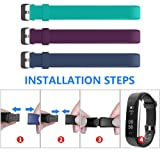 Lintelek Replacement Bands for Fitness
