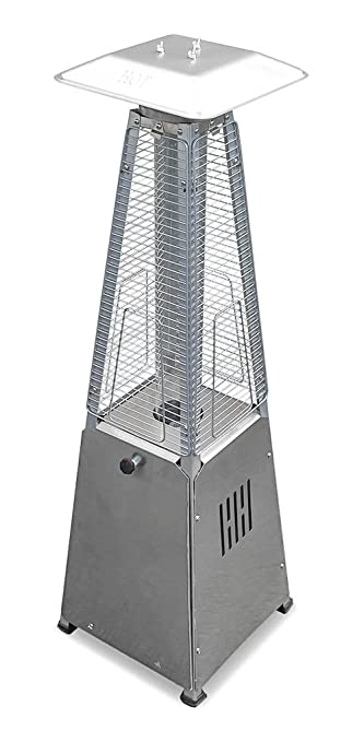 natural gas outdoor patio heaters reviews perth portable table top stainless steel glass tube heater bunnings
