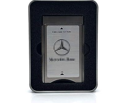 HERCHR PCMCIA to SD Card Adapter for W204 W205 W207 W218 ...