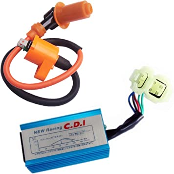 Racing Ignition Coil AC CDI For Honda CRF50 CRF 70 80 100 XR100 XR80 XR70 XR50