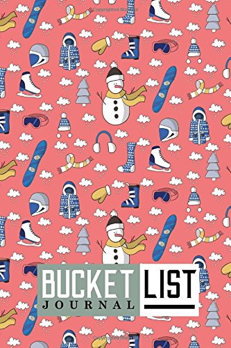 Read Online Bucket List Journal: Bucket List Checklist, Bucket List Note Pad, Bucket List Journals, Bucket List Paper, Record Your Ideas, Goals, Dreams & ... Cover (Bucket List Journaling) (Volume 6) PDF ePub fb2 ebook