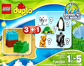 My First Lego Duplo 30322 Around The World Wildlife Animal Polar