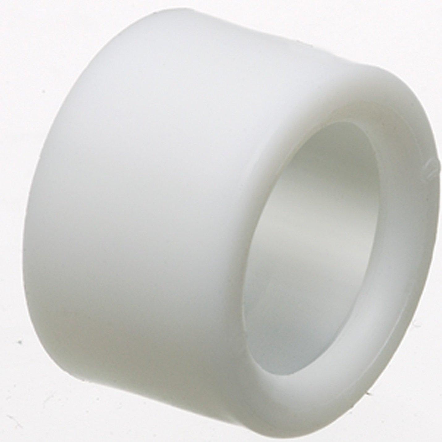Arlington EMT300-25 EMT Insulating Conduit Bushing for Electrical Metal Tubing, White, 3-Inch, 25-Pack