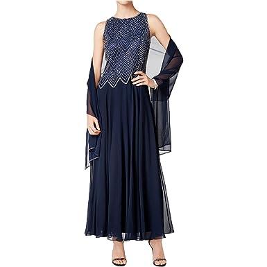 2 pc evening dresses on amazon