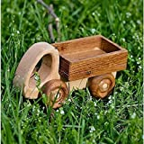 Baby Toy - New Baby Gift - Personalized Toy Car Wooden Truck Tree Toy