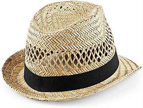 Strohhut | Sommerhut | Panamahut Größe L/XL