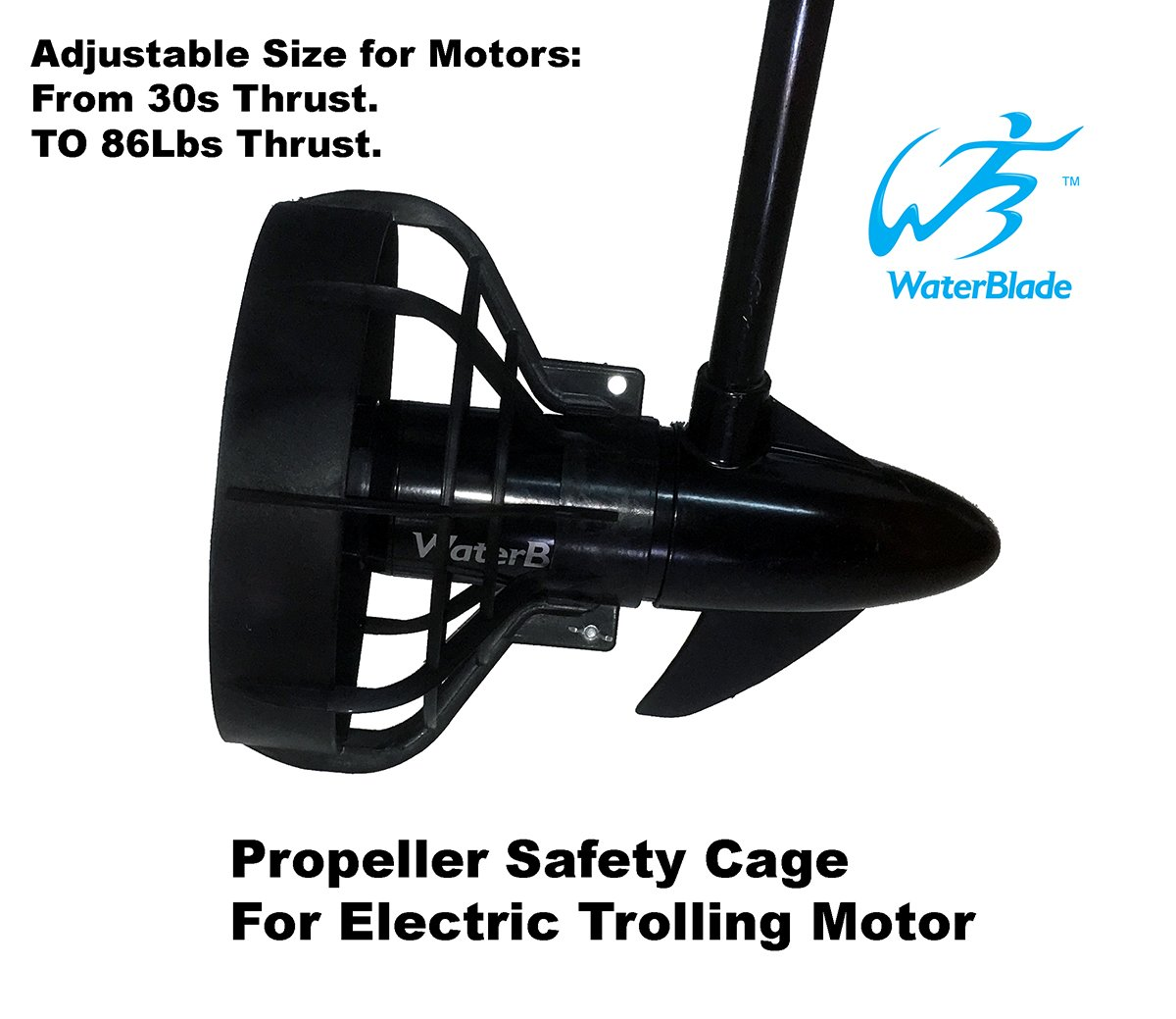 what size electric trolling motor do i need