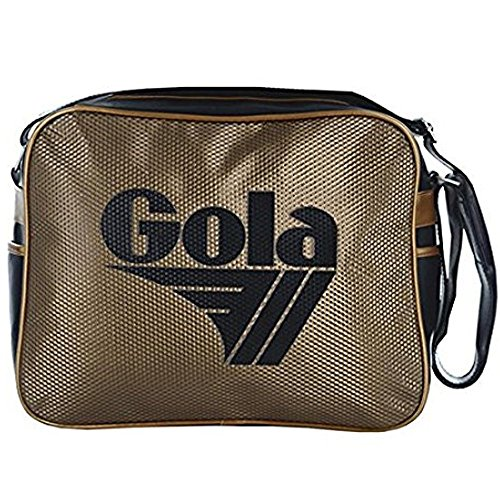 Gola - Bolso al hombro de Material Sintético para hombre plateado silver/black