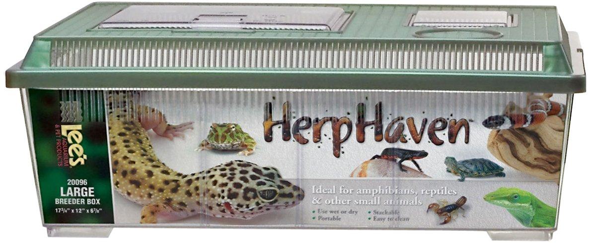 Lee's Herp Haven Breeder Box, Large