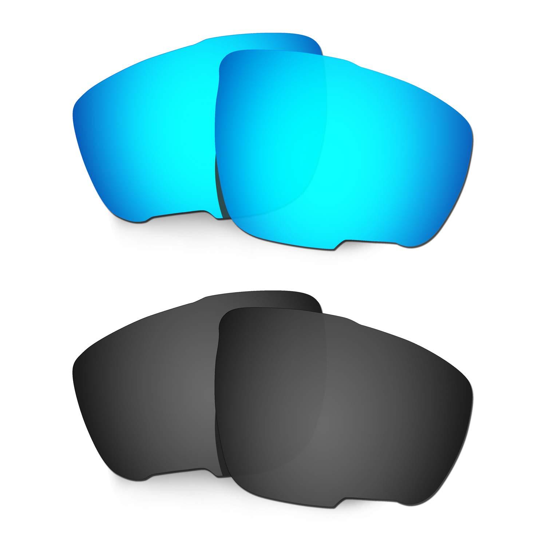 HKUCO Lentes de Repuesto para Rudy Sintryx Gafas de Sol Azul ...