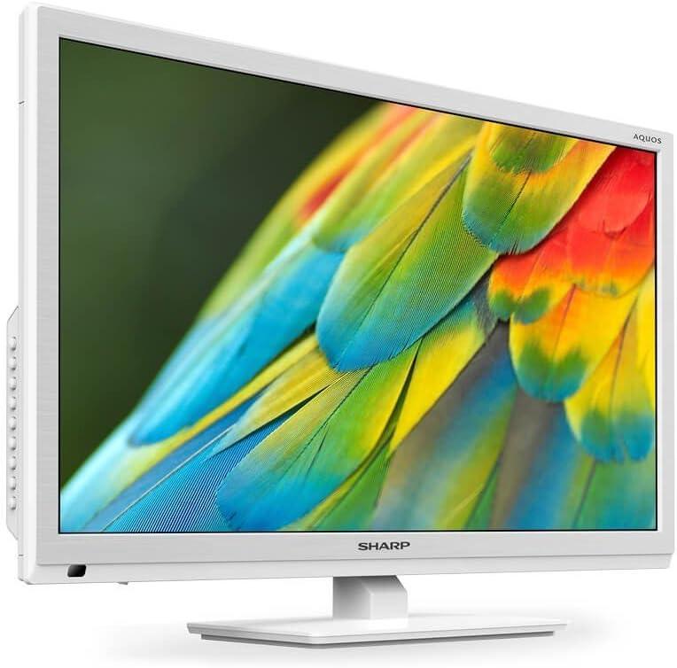 Téléviseur LCD, LED et Plasma - Sharp LC-24CHF4011EW: Amazon.es: Electrónica