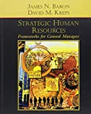 img - for Strategic Human Resources: Frameworks for General Managers book / textbook / text book
