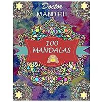 Mandala Brutal - Libro de Colorear Para Adultos: