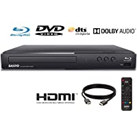 Sanyo FWBP505F Blu-ray Player 6FT HDMI Cable Included (Renewed)