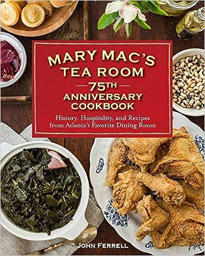 Mary Mac's Tea Room Cookbook