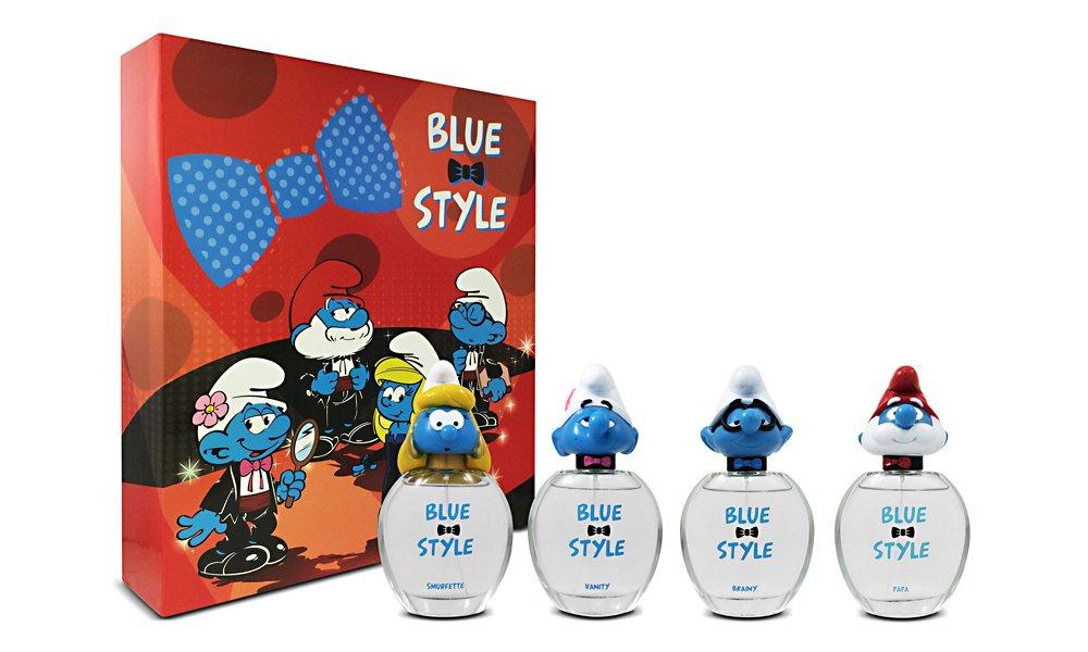 The Smurfs 3D Eau de Toilette Spray Fragrances Gift Set, 50 ml First American Brands SMUSMUK94050002