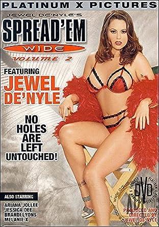 Spread Em Wide Volume 2 Platinum X Pictures By Jewel De Nyle