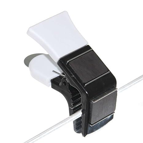 1 cepillo de dientes con soporte magnético, pinza de sujeción para cubo de pintura &