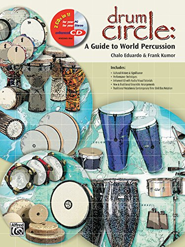 Drum Circle: A Guide to World Percussion, Book & CD ()