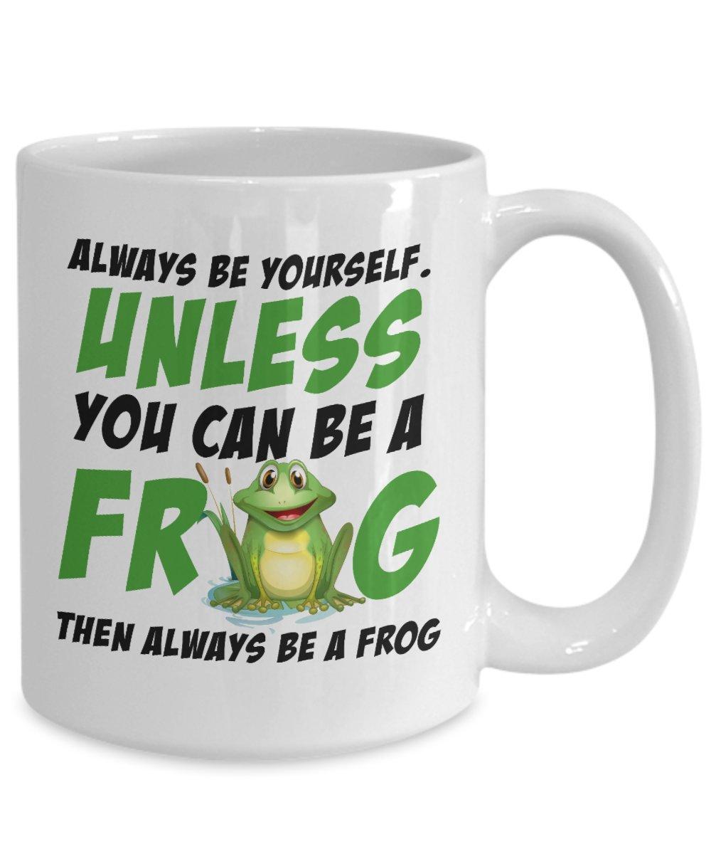 Amazon.com: Regalo divertido para el amante de la rana ...