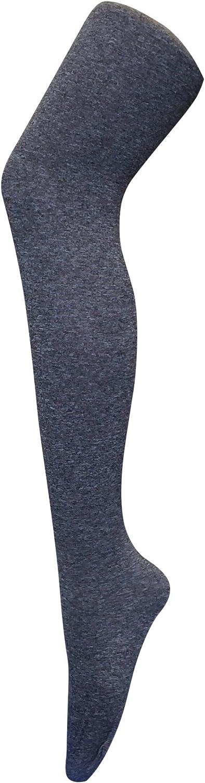 Sock Snob Womens 80 Den Opaque Coloured Winter Fashion Tights
