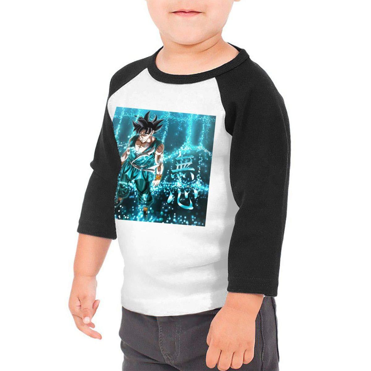 Dragon Ball Super Ultra Instinct Children S Middle Sleeve T Shirt Anime Cool Tee 3692