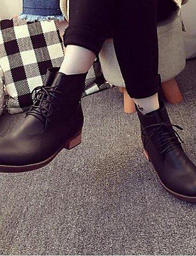 us8 Cn39 Casual Botas Exterior Eu39 Tacón De Negro Mujer Sintético Uk6 Cerrada Cuña Gris Xzz Zapatos Gray Punta 8qT60zwSA
