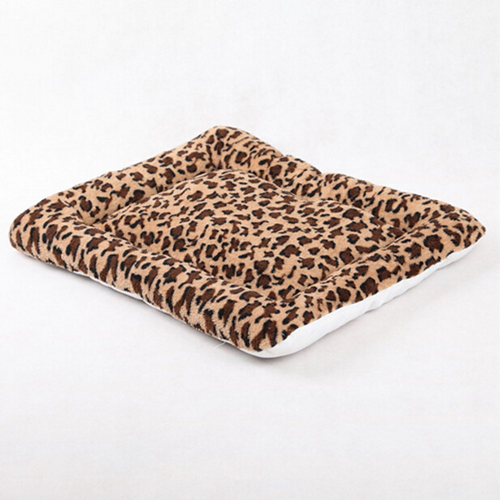 """Lkous Pet Pad Mat 19.6""""*16.5"""" Small Medium Dog Cat Puppy Crate Cage Kennel Bed House(Color Random)"""