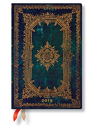 Paperblanks 2019 Astra Mini 12-Month Day-at-a-Time Planner